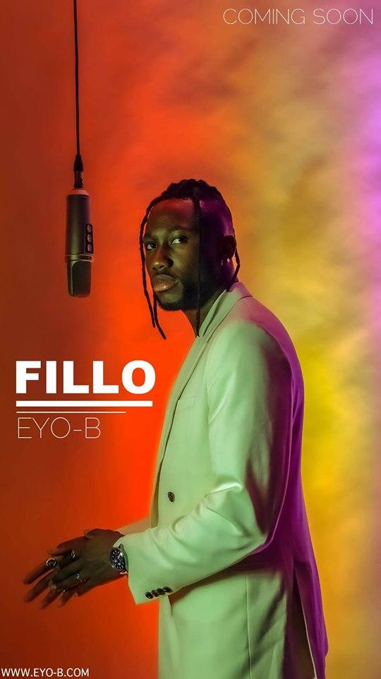 EYO-B, l'artiste togolais adulé en Italie sort un nouveau single