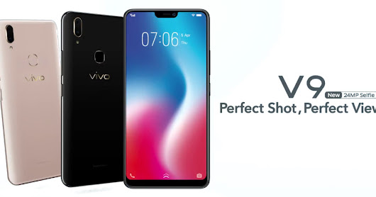 Vivo V9 with Apple iPhone X-like notch unveiled: Know 10 Key Things