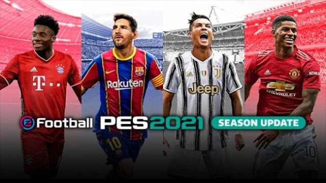 eFootball PES 2021 تحميل مجاني (v1.01.00)
