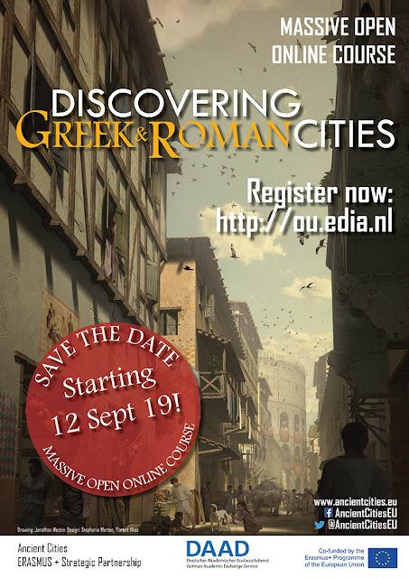 Ανακαλύπτοντας τις ελληνικές και ρωμαϊκές πόλεις
