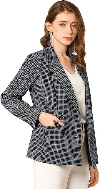 Trendy Cute Blazers Jackets for Women