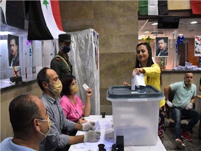 سوريا فتح صناديق الاقتراع أمام الناخبين للانتخابات الرئاسية
