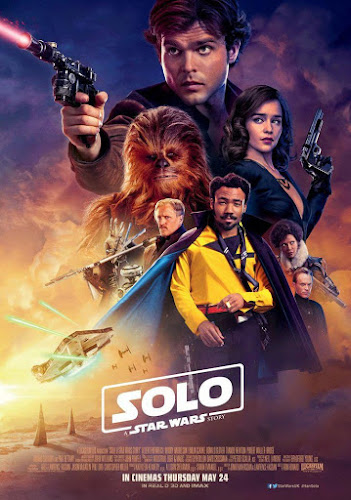 Solo: A Star Wars Story (BRRip 1080p Dual Latino / Ingles) (2018)