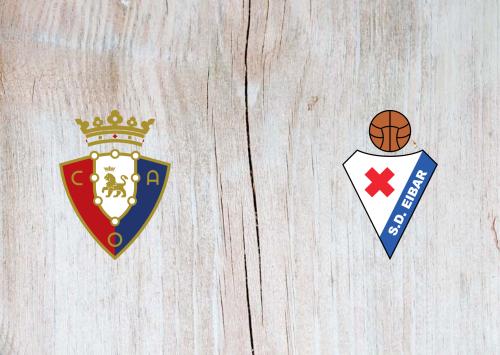 Osasuna vs Eibar -Highlights 07 February 2021