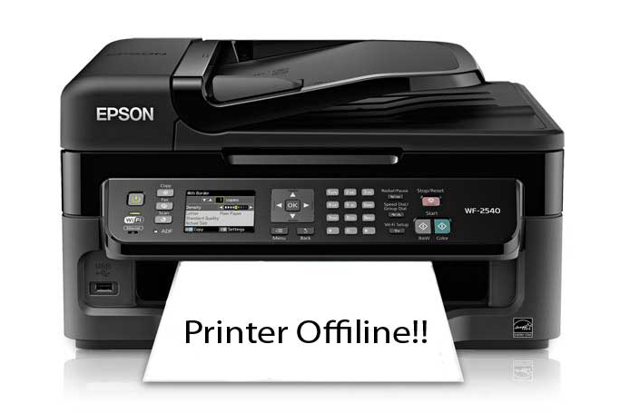 What Does It Mean When Your Printer Is Offline