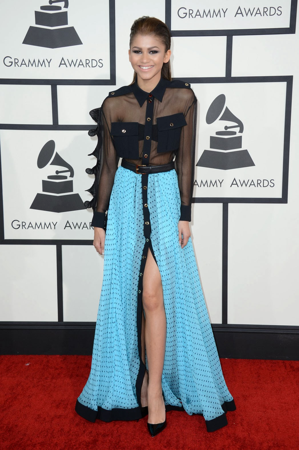 Nude dominates at the 56th Annual GRAMMY Awards