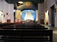 chiesa di san roberto bellarmino