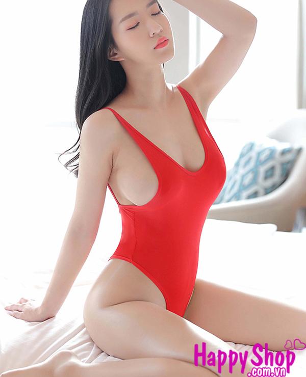 Bodysuit liền thân khoe body sexy 4