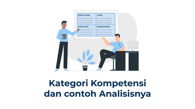 Kategori Kompetensi dan Contoh Analisisnya