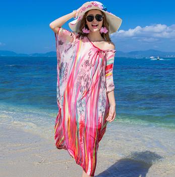 8 Daftar Pakaian Pantai Yang Sopan dan Nyaman