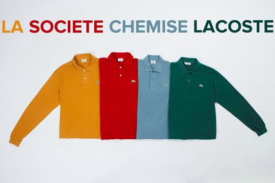 """La Societe Chemise Lacoste"""
