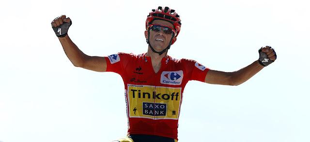 La Vuelta 2016 pedalea con el apoyo de Azkar DACHSER Group