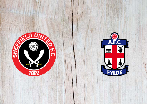 Sheffield United vs Fylde -Highlights 5 January 2020
