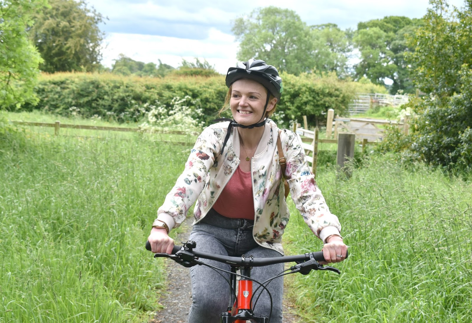 Bike Riding and Cycle Hire at National Trust Wallington, Northumberland