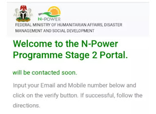NPower: How To Check N-Power Shortlisted Applicant Names For Stage 2 Verification