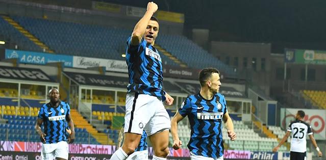 Parma vs Inter – Highlights