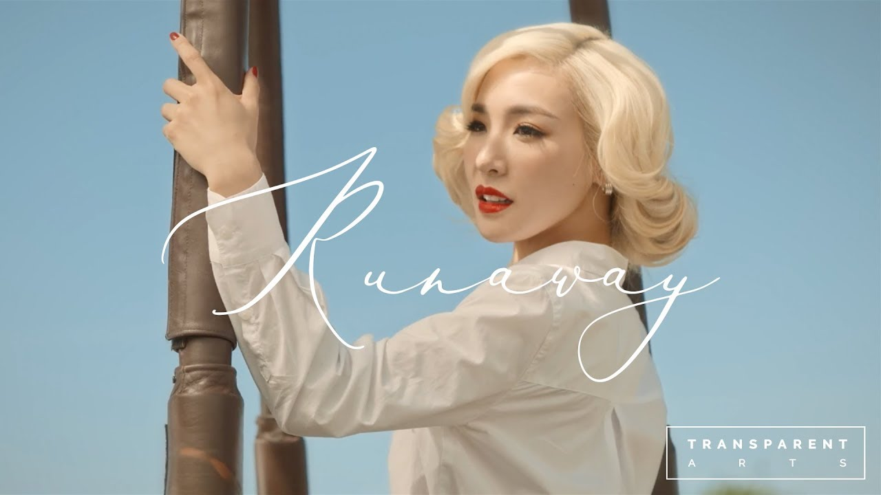 Tiffany Young released the 'Runaway' MV in the Korean version