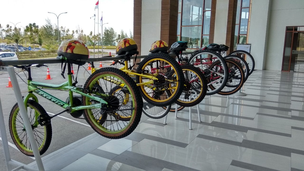 Aktifitas Sepeda