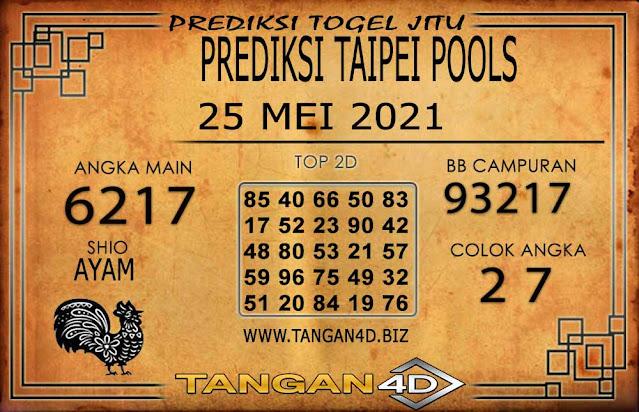 PREDIKSI TOGEL TAIPEI TANGAN4D 25 MEI 2021