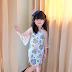 32 Model Baju Batik Anak Perempuan Terbaru Modern 2018