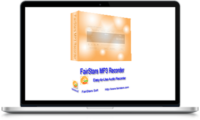 FairStars MP3 Recorder 3.00 Full Version