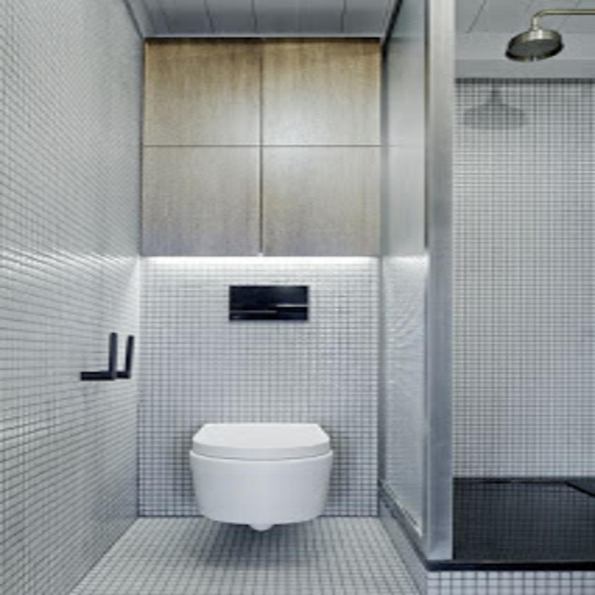keramik mozaik kamar mandi