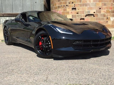 2017 Chevy Corvette Stingray for sale at Purifoy Chevrolet