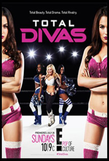 Poster of WWE Total Divas Season 5 Episode 1 Love Triangle 480p HDTV
