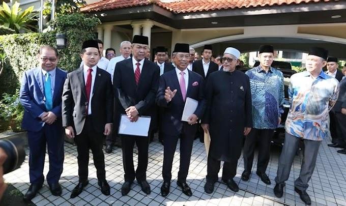 30 Hari Selepas Perikatan Nasional Memerintah Malaysia