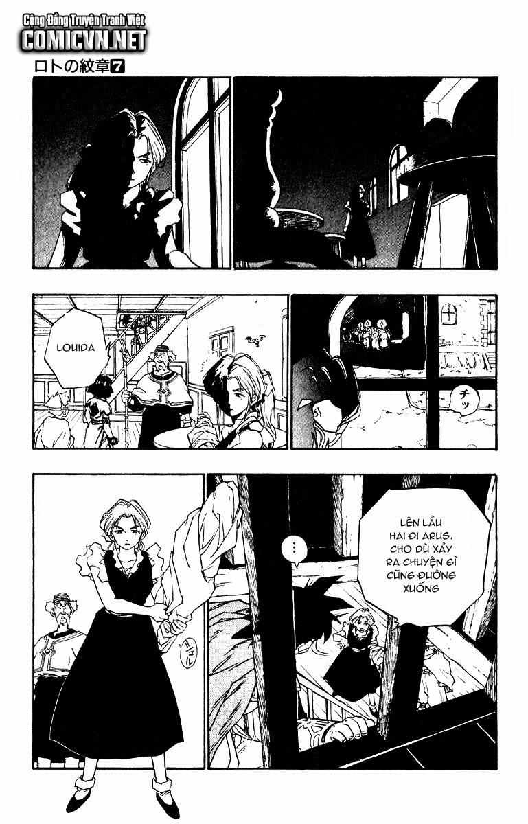 Dragon Quest: Emblem of Roto chapter 25 trang 6