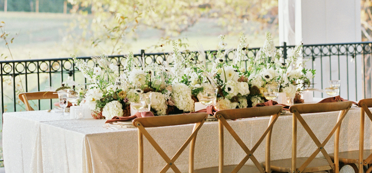 A Southern Fête with Beautiful Ideas Galore!