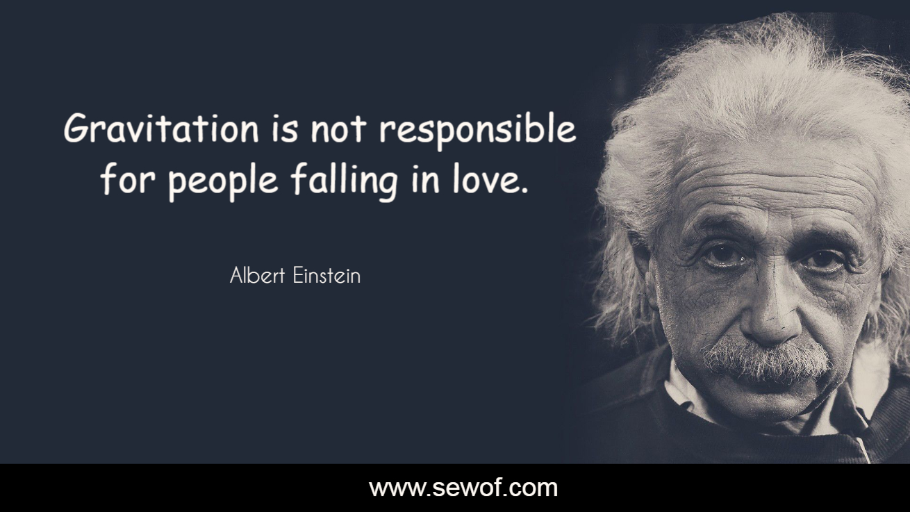 Albert Einstein Quotes Famous Quotesalbert Einstein About Life  Albert Einstein  Sewof