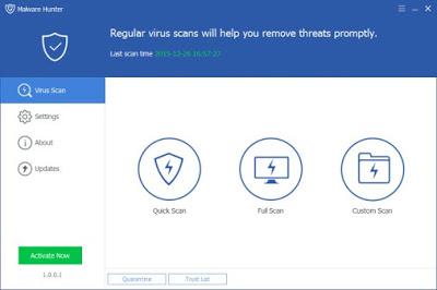 Glarysoft Malware Hunter PRO 1.8.0.17 Multilingual Full Key Download