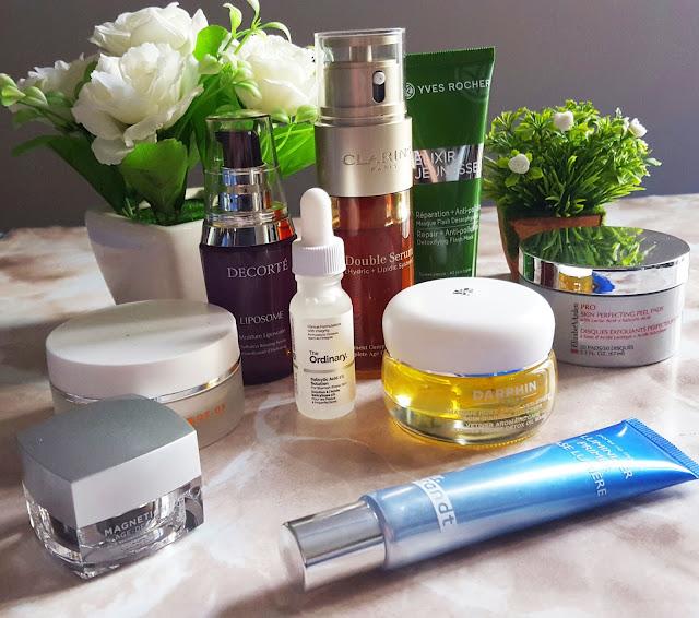 Skincare per una pelle del viso luminosa