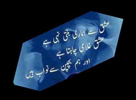 Ishq Se Hamari Banti Nahi Hai Ishq Ghulami Chahta Hai Aur