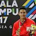 Jonatan Christie, Atlet Ganteng yang Raih Emas di SEA Games 2017