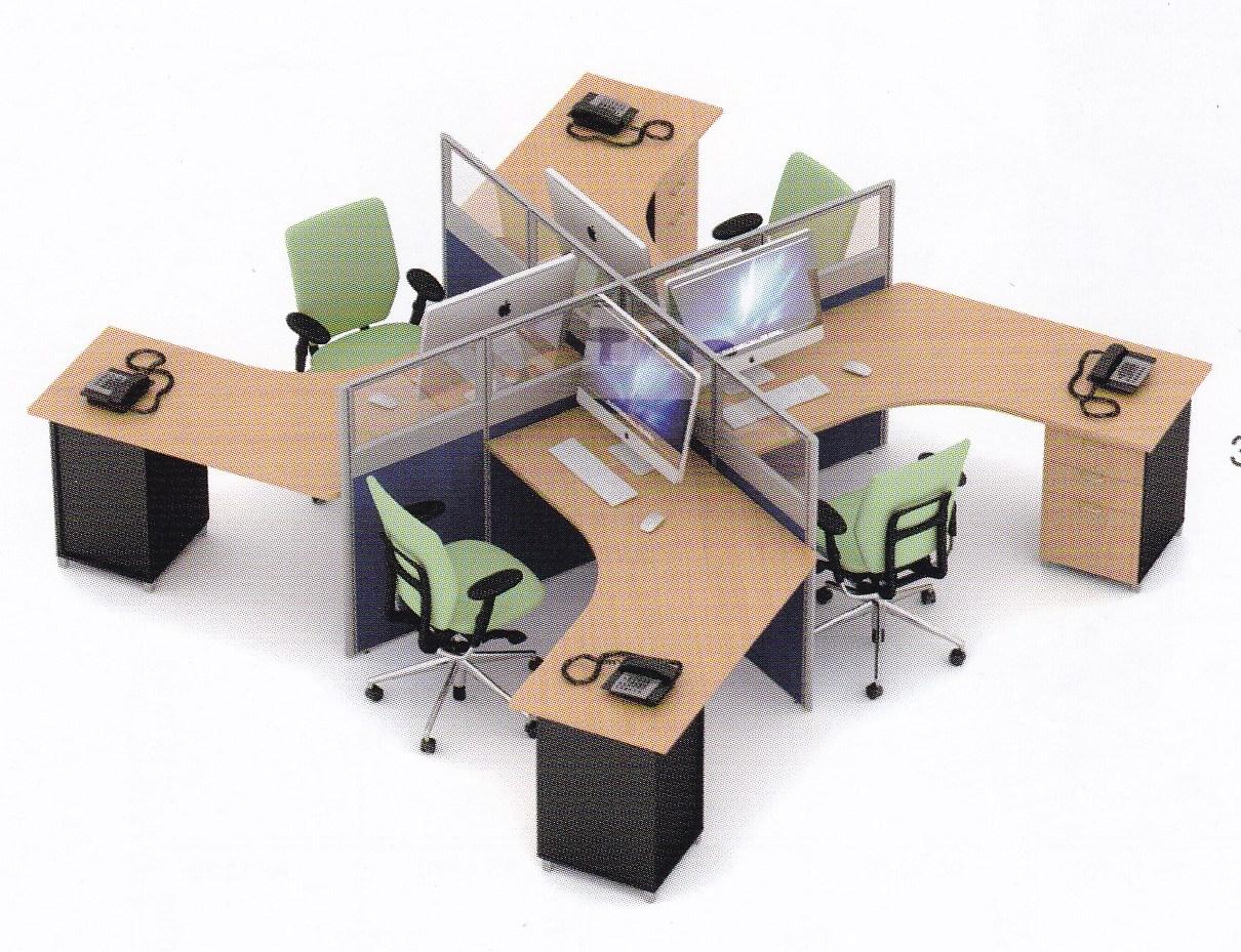 Tips Memilih Meja Kantor yang Tepat