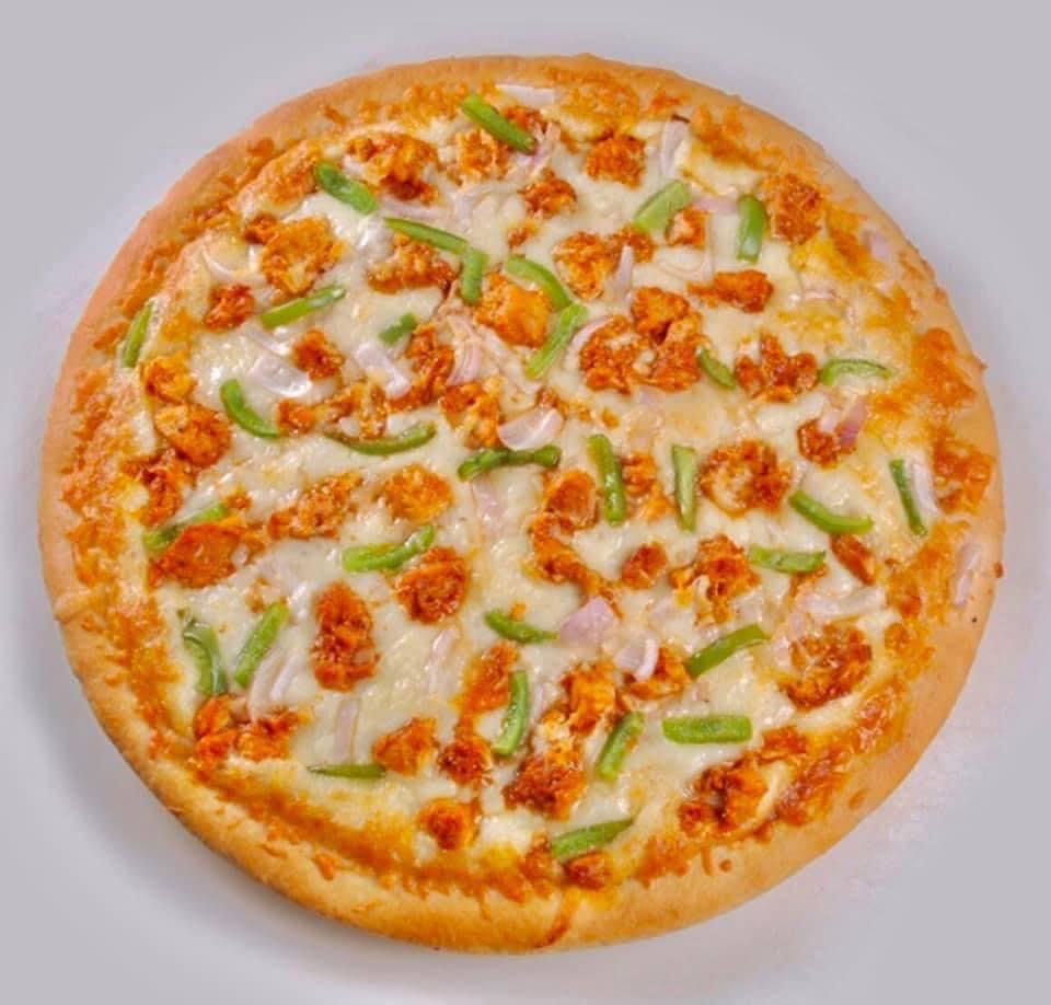 بيتزا بالفراخ