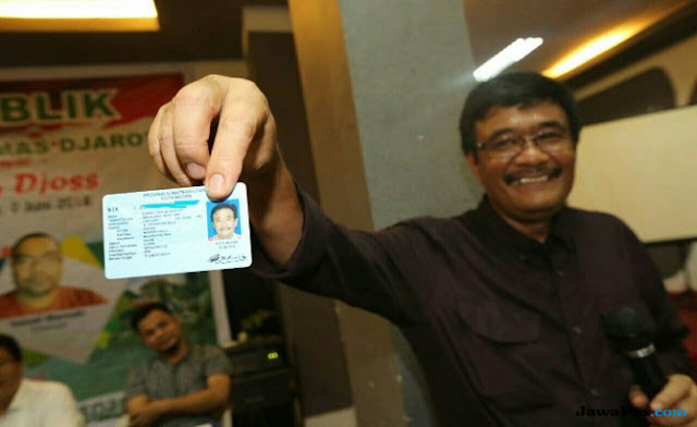 Heboh Soal e-KTP Djarot Saiful Hidayat, Mendagri Buka Suara