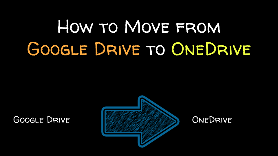 Free Technology for Teachers: Moving From Google Drive to OneDrive