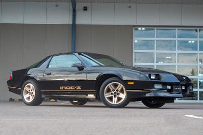 1989 IROC-Z Camaro