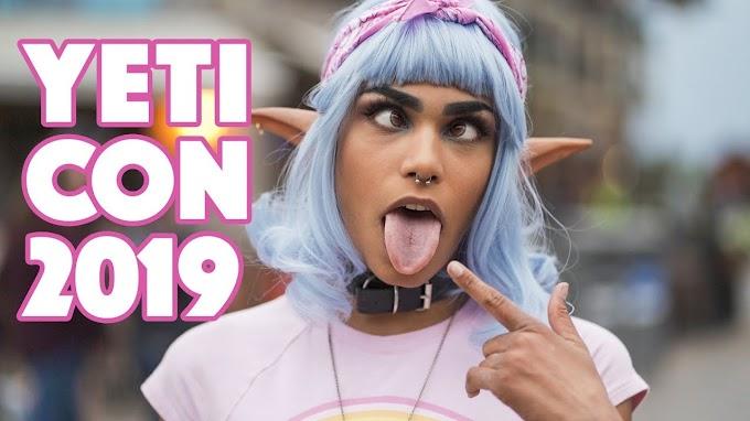 Cosplay desde la Yeticon 2019