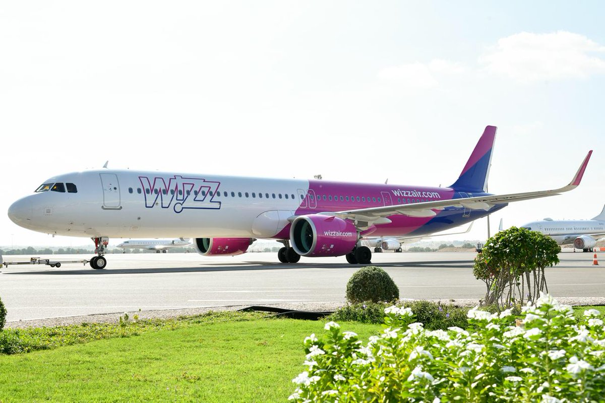 Abu Dhabi Belgrade Route On Wizz Air S Radar