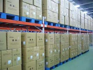 Mahkotapallet Solusi Tatakan Gudang dan Logistik
