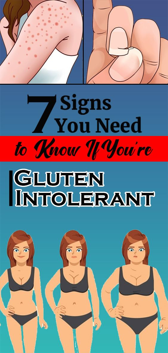 how do i know gluten intolerance