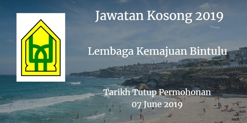 Jawatan Kosong BDA 07 June 2019