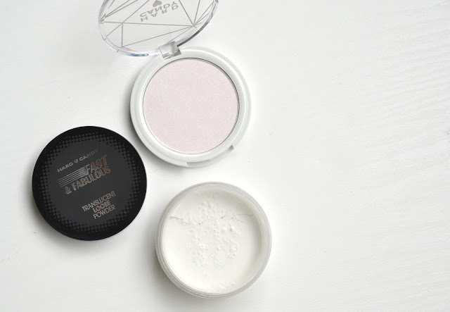 Hard Candy Summer Makeup Look Review Swatches
