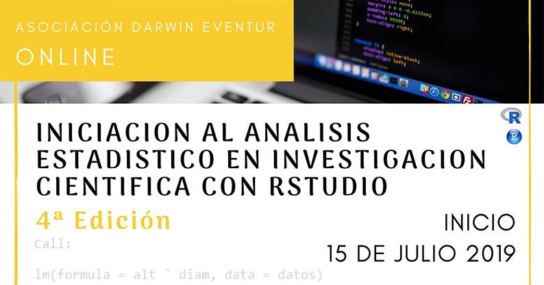 Asociación Darwin Eventur: Iniciación al Análisis