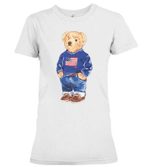 Polo bear T Shirts Hoodie sweatshirt Tank Tops