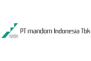 Lowongan Kerja Lulusan SMA/SMK Operator Produksi di PT MANDOM INDONESIA,Tbk